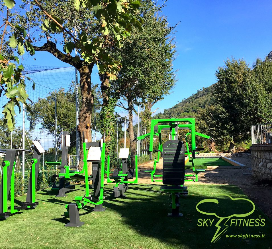 Aprile 16, 2021 Spa & Fitness